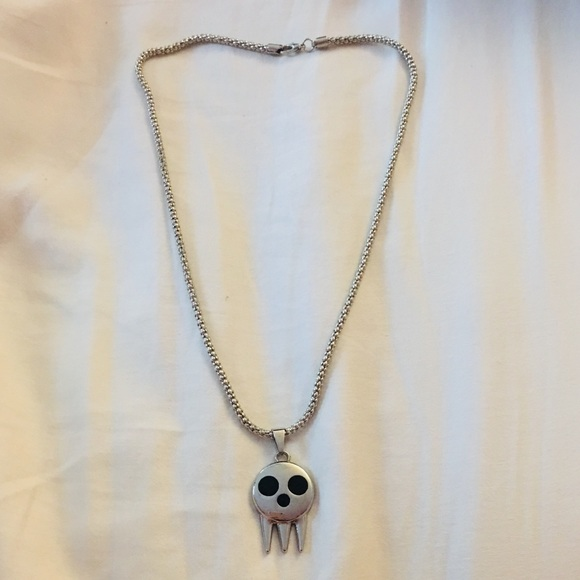 Hot Topic Jewelry - Soul Eater Lord Death necklace